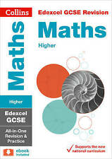 Edexcel GCSE Maths Higher Tier All-in-One Revision and Practice by Collins...