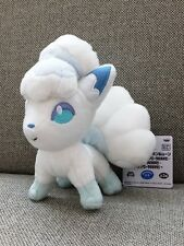 Pokemon Plush Doll Plushie Alolan Vulpix Goupix Stuffed Toy Figure Gift 2017 F/S