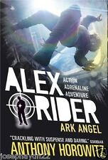 NEW  (6) ARK ANGEL - ALEX RIDER book  Anthony Horowitz NEW COVER blank