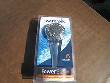 Water Pik PowerSpray+ PowerPulse 6-Mode Hand-Held Shower Head