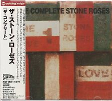 Stone Roses - The Complete Stone Roses - Rare Japanese 21 track CD w/ OBI
