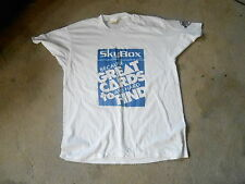 NOS VINTAGE 1990s XL size T-SHIRT - SKYBOX SPORTS CARDS