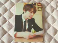 (ver. Donghae) D&E The Beat Goes On Album Photocard K-POP Super Junior TYPE A