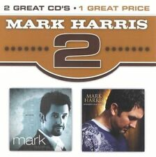 The Line Between the Two / Windows and Walls - Mark Harris (2CD, 2007, INO)