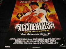 THE ACCIDENTAL SPY POSTER JACKIE CHAN ERIC TSANG VIVIAN HSU MINKIM HSING-KUO WU