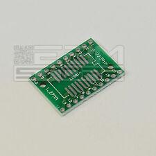 Adattatore TSSOP 20 pin zoccoli integrati DIL 20 SOP SOIC - ART. GA04