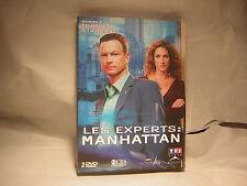 dvd EXPERTS MANHATTAN  saison 2 volume 2 coffret 3 dvd