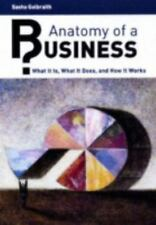 Anatomy of a Business: What It Is, What It Does, and How It Works-ExLibrary