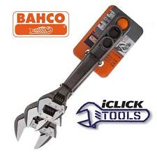 "Bahco 8070 ADJUST3 Adjustable Spanner Wrench Set 3 Piece 6,8 & 10"" 80 Series"