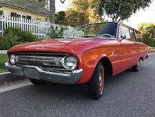 1961 Ford Falcon Falcon Wagon