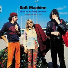 Soft Machine Man In A Deaf Corner Anthology 1963-1970 2-CD NEW SEALED