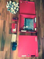 BOSCH FIRE PANEL RADIONICS # D9112  W/ BATT BOX, KEYPAD ALSO MANY ACCESSORIES