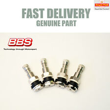 BBS Motorsport Stainless Steel Valves E50 E88 RS RM 34mm 11-13mm Hole NEW