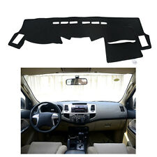 For Toyota Hilux Fortuner 2011-2015 FLY5D DashMat Dashboard Cover Dash Board Mat