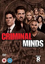 CRIMINAL MINDS COMPLETE SERIES 8 DVD Box Set Season Collection New 8th Eighth