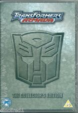 Transformers Armada: The 2-Disc Collector's Edition [DVD]  -- NEW SEALED