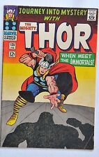 JOURNEY INTO MYSTERY #125 1966 FN-- THE DEMON + HERCULES TALES OF ASGARD