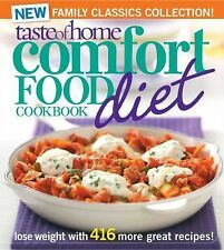 Taste of Home Comfort Food Diet Cookbook: New Family Classics Collection: Lose W
