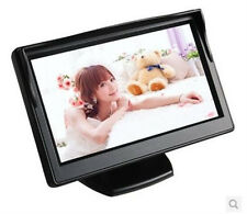 5 inch Lcd monitor / Mini Lcd car monitor 5inch High Definition TFT Unbranded
