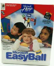 vintage Microsoft home easy ball large mouse for kids 2-6