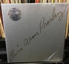SEALED 8LP box ELVIS AARON PRESLEY 25th Anniversary Limted #02169 Reviewer Copy,