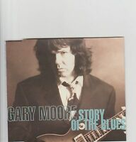 Gary Moore-Story of the Blues UK cd single.
