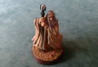 LOTR Warhammer Saruman Metal Slotta Miniature Superbly Painted & Feature Base