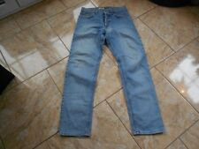 H1458 Mustang Oregon Regular Fit Jeans W32 Mittelblau ohne Muster