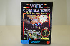 Wing Commander Space Combat Simulator Game from Orgin for PC IBM