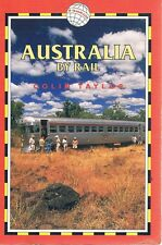 Australia By Rail by Taylor Colin - Book - Paperback - Transport