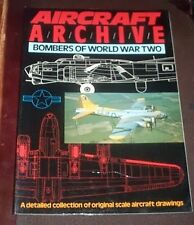 WWII - Modeling Aircraft Archive - Bombers of World war Two - 1988