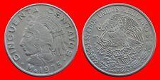 50 CENTAVOS 1975 MEXICO-22204