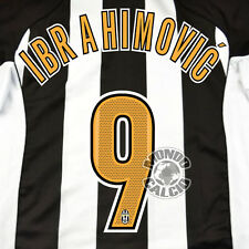 IBRAHIMOVIC CUSTOMIZATION JUVENTUS HOME NOME E NUMMER KIT SET NAME 04-05