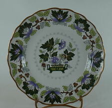 """BOOTHS china JADE LOTUS pattern Bread Plate @ 6 3/4"""""""