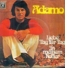 """7"""" ADAMO/amour jour après jour"""