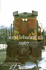 Boston & Maine RR  1506 Westboro Roundhouse  West Lebanon NH   5x7
