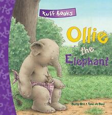 Ollie the Elephant Tuff Book by Burny Bos and Hans de Beer (2012, Hardcover)
