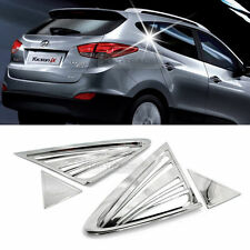 Chrome C pillar Window Glass Cover Molding 4pcs for HYUNDAI 2010-15 Tucson ix35