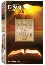 Great People of the Bible (DVD, 2010, 6-Disc Set)