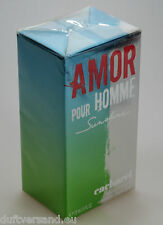Cacharel AMOR pour Homme Sunshine 75 ml Eau de Toilette Spray Neu / Folie
