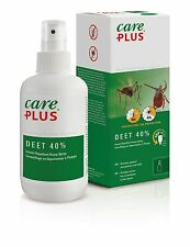 Care Plus Anti-Insetti Deet Spray 40% (200ml)