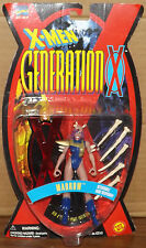 Marvel Comics X-Men Generation X Marrow Action Figure 1996 Toy Biz MIP