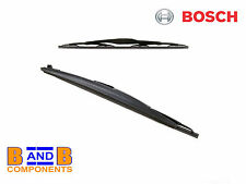 BMW 3 SERIES E46 320D 325I 328I 330D 330I BOSCH SUPER WIPER BLADES SET C203