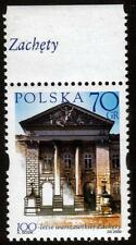 POLAND MNH 2000 The 100th Anniversary of Zacheta National Gallery of Art