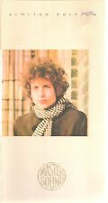 "BOB DYLAN ""Blonde On Blonde"" Limited Edition Gold CD"