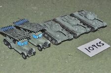 """15mm """"I SOLDATI IN PLASTICA'S ww2 i veicoli Russo (come foto) (10965)"""