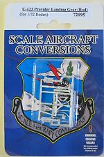 C-123 Provider Landing Gear for 1/72nd Scale Roden Model SAC 72095