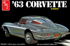 AMT 1/25 '63 Chevy Corvette StingRay Street or Strip Plastic Model Kit #861