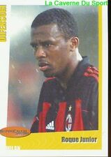 126 ROQUE JUNIOR BRAZIL AC.MILAN STICKER SUPER CALCIO 2001 PANINI