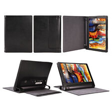 "PREMIUM THIN PU LEATHER CASE COVER  FOR 10.1""INCH LENOVO YOGA TAB 3 10 TABLET PC"